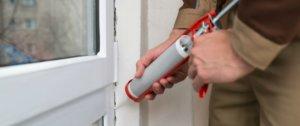 door sealing