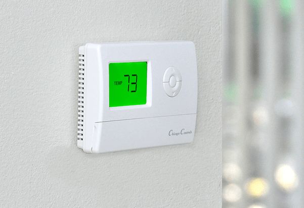 elderly thermostat