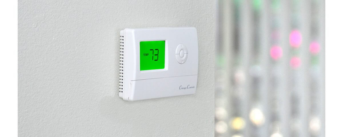 Controlled Thermostat for Landlords